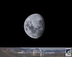 7 April 2017 (Earth & Sky NZ) Tags: 7april april7th 2017 yanagimachi astronomy astrophotography mtjohn mtjohnobservatory observatory mtjohnuniversityobservatory earthandsky newzealand nz starlightreserve darkskyreserve aorakimackenzieinternationaldarkskyreserve internationaldarkskyassociation ida mackenziebasin mackenzie aoraki stargazing tekapo moon