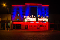 The Mulkey Theatre (Ian Aberle) Tags: 2ev 108southkearneystreet 2017 3xp clarendon copyright©2016ianaberle donleycounty hdr mulkeytheatre photomatix saved samyang samyang14mmultrawideanglef28ifedumclens streamlinemodernstyle tthdr texas architecture detailsenhancer downtown marquee neonlights realistichdr tonemapped unitedstates exif:isospeed=400 exif:model=canoneos7d geo:lon=10088777833333 camera:make=canon geo:state=texas camera:model=canoneos7d geo:country=unitedstates geo:city=clarendon geo:location=106kearneystreet geo:lat=34938611666667 exif:focallength=50mm exif:make=canon