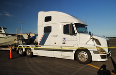 U.S. Customs and Border Protection Big Rig (Infinity & Beyond Photography) Tags: us customs border protection big rig truck tractortrailer wingsoverhomestead
