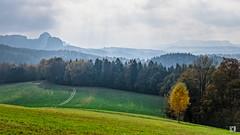 Panoramaweg Elbsandsteingebirge (lotl.axo) Tags: gebirge sächsischeschweiz sachsen natur panoramaweg deutschland hügel landschaft on1effects reisefotografie elbsandsteingebirge germany hills landscape nature travelphotography