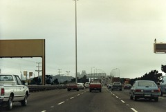 Driving into San Francisco (wallygrom) Tags: usa california westcoastflydrive sanfrancisco oaklandbaybridge oakland bridge