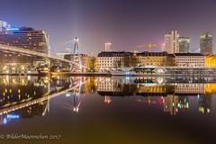 Frankfurt--4 (BilderMaennchen) Tags: frankfurtammain hessen germany de bildermaennchen nikon d4 city citynight skyline