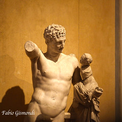 HERMES & DIONISO (fabiogis50) Tags: gipsoteca gipsotecadiarteantica universitàdipisa scultura sculpture copia copy