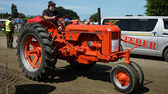 Case DC Tractor. (Branxholm) Tags: plough plow harvest farm ranch cattle sheep horse wheat corn oats crawler bulldozer farmall case moline oliver john deere