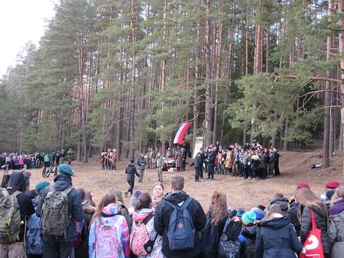 XX Rajd Śladami Powstańców Styczniowych 1863 r.