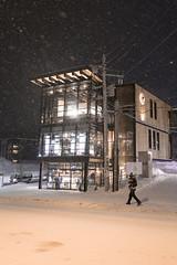 (- Dolce Vita -) Tags: japan hokkaido niseko hirafu winter fuji x100s wclx100