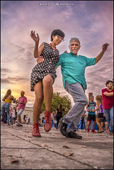 Swing (MarioVolpi) Tags: swing baile dance sunset crepusculo argentina argentine hdr