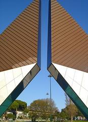 Monumento aos Heróis do Ultramar - Lisboa - Portugal