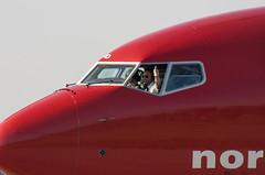 EI-FJD / Boeing 737-8JP(W) / 41143/5737 / Norwegian Air International (A.J. Carroll (Thanks for 1 million views!)) Tags: eifjd boeing 7378jp 737800 737 738 411435737 cfm567b26e norwegianairinternational norwegian migueldecervantes amej 4ca574 london gatwick lgw egkk