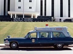 Cadillac ambulance (CasketCoach) Tags: ambulance ambulancia ambulanz ambulans rettungswagen krankenwagen paramedic ems emt emergencymedicalservice firefighter cadillac phoenix arizona