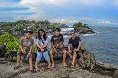 Pura Tanah Lot Tabanan Bali (gambariben) Tags: pura tanah lot tabanan bali