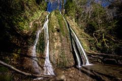 Le voile de la mariée - Chapeiry (glassonlaurent) Tags: 74 france eau forêt paysage landscape ruisseau rivière water le voile de la mariée chapeiry waterfalls