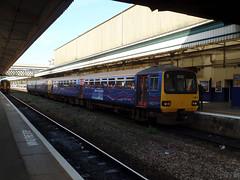 143618 Exeter St Davids (1) (Marky7890) Tags: gwr 143618 class143 pacer 2t24 exeterstdavids railway devon devonmainline train