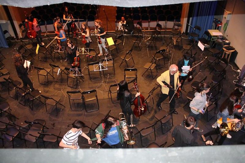 Encuentro de orquestas Ezcaray