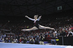 gymnastics031 (Ayers Photo) Tags: sports canon utahutes utah utes red redrocks gymnastics barefoot bare foot feet toes toe barefeet woman women
