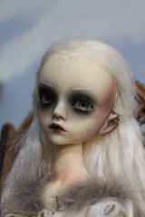 October (Tatterpunk) Tags: october doll chateau bella silk ghost scars ws toby
