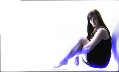 Within The Light (Darren Flinders) Tags: model femalemodel sony sonya6000 sonyalpha6000 sonycamera sigma sigmalens lights highkey portrait portraitpro15 portraits brightness mirrorlesscamerasystem mirrorless