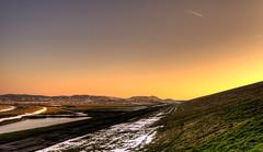 Orange is the national colour of The Netherlands. (Alex-de-Haas) Tags: 1635mm camperduin d750 dutch hdr holland hondsbosschezeewering nederland nederlands netherlands nikkor nikkor1635mm nikon nikond750 noordholland thenetherlands westfriesland belichting cloudless daglicht daylight handheld hemel highdynamicrange landscape landscapephotography landschap landschapsfotografie licht light lighting lucht onbewolkt skies sky sneeuw snow sundown sunset unclouded winter zonsondergang