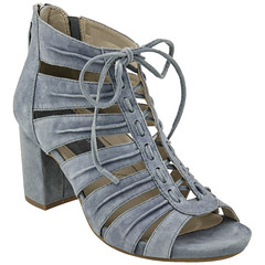 "Earthies Saletto sandal dusty blue suede • <a style=""font-size:0.8em;"" href=""http://www.flickr.com/photos/65413117@N03/34033900935/"" target=""_blank"">View on Flickr</a>"