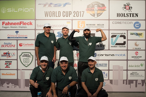 Team Argentina Men D2