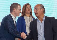 """Calderón se cuelga del caso Duarte y critica a AMLO por """"ponerse el sombrero antes del aguacero"""" (conectaabogados) Tags: """"ponerse aguacero"""" amlo antes calderón caso critica cuelga duarte sombrero"""