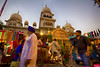 Let life happen ! (Aman-Sidhu) Tags: people india market streetphotography tuktuk indianmarket rickshaw gurudwara shoppers newdelhi fridaymarket autorickshaw roadsidemarket peopleonthestreets streetsofindia fleamarketinindia shukkarbazaar shukkarbazar rajourimarketnewdelhi