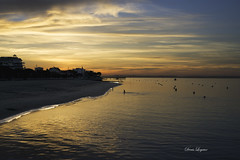 Arcachon_2014-10-17_85_ (denis.loyaux) Tags: sunset bassin darcachon