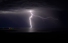 Lightning at Toora lookout (CWS006) Tags: