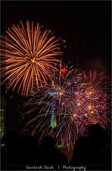 Sparkles !! (Santosh Dash Photography) Tags: toronto tower cn niagarafalls cityscape longexposurephotography santoshdashphotography
