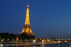 Famous transmitter station (Eiffel Tower of course)