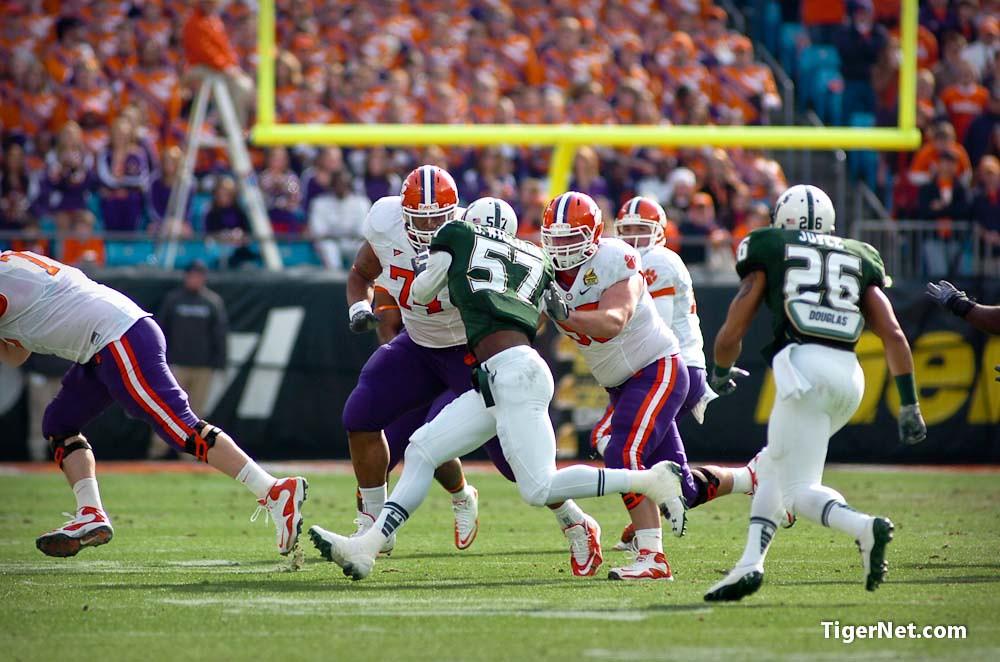 Clemson Photos: 2010, Antoine  McClain, Bowl  Game, Dalton  Freeman, Football, southflorida