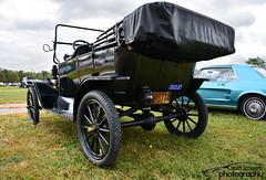 1914 Ford Model T (scott597) Tags: ohio black ford pumpkin t model run 1914 nationals 2014 owensville