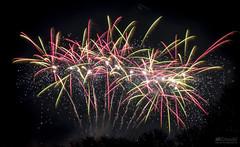 North Anston Fireworks Display. (Steve Whitham - BGphotography) Tags: uk england display fireworks burst explode bonfirenight northanston nikond5200