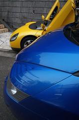 DSC04478 (macco) Tags: auto car sport spider automobile renault   matra avantime  renaultsportspider      sautevent    versautevent