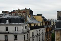 rue dauphine (Con.StaNtiN) Tags: urban paris france fog skyline architecture 35mm landscape photography nikon cityscape artnouveau metropolis