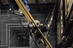 Rescues at any location (Official U.S. Air Force) Tags: climbing airforce specialforces pararescue pararescuemen