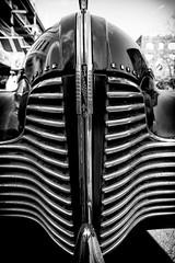 1940 Buick (mkc609) Tags: nyc newyorkcity urban blackandwhite bw ny newyork blackwhite buick 1940