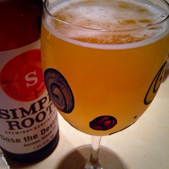 Gose the Destructor (found_drama) Tags: beer vermont ale 05452 vt essexjunction craftbeer