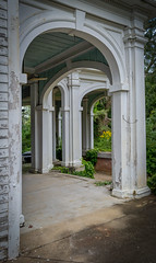 Porte Cochere - Edgewood (JWSherman) Tags: mississippi style places things southern edgewood mansion derelict brookhaven
