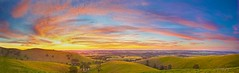 Pastel Panorama - Version 2 (Valley Imagery) Tags: sunset sony australia valley southaustralia barossa steingarten rolandflat a77ii
