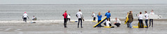 15348569259 6093535c9a m Ceredigion Surfing; Leanne Birds the Word