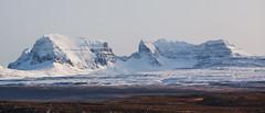 Mt. Dyrfjoll (*Jonina*) Tags: iceland 500views ísland fjöll 1500views moun dyrfjoll dyrfjöll 25faves jónínaguðrúnóskarsdóttir