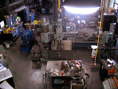 "Cable Car workshop floor • <a style=""font-size:0.8em;"" href=""http://www.flickr.com/photos/34843984@N07/15360400698/"" target=""_blank"">View on Flickr</a>"