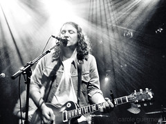 War On Drugs   Live at La Flèche d'Or, Paris - 26th May 2014 (caroleguermeur) Tags: show music concert livephotography adamgranduciel thewarondrugs