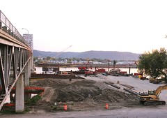 (MN transfer) Tags: bridge minnesota wisconsin project construction highway winona 54 43 buffalocounty interstatebridge mn43 wi54 september28th2014