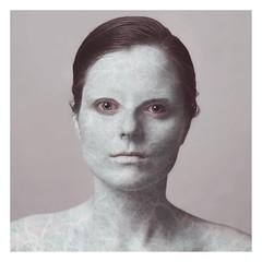 Oleg Dou tribute (Hugo Nakamura) Tags: portrait art female artwork retrato veronica tribute oleg dou hugonakamura
