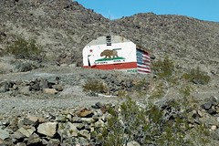 The Sunset Mine (PorchPhoto) Tags: park camping cactus gold nikon rocks mine desert extreme joshuatree dry nikond70s desolate joshuatreenationalpark duplexmine