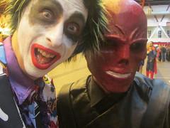Winter London Film and Comic Con 2014 (the_gonz) Tags: sexy cool geek cosplay convention batman dccomics superheroes gotham con londonfilmandcomiccon thejoker showmasters lfcc jokercosplay markosigonzarelligascoigne winterlondonfilmandcomiccon