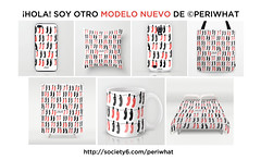 Nuevo modelo ©Periwhat (Society6) (PeriWhat) Tags: new cute clock home socks illustration bag cool sweet release mug decor taza homedecor nuevo bolso ilustración totebag calcetines decoración naif phonecase society6 periwhat