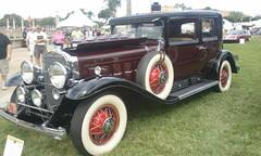 1930 Cadillac 452 Town Sedan V-16 (Michel Curi) Tags: classic cars vintage automobile antique cadillac lakeland lmc lakemirror carshows lakemirrorclassic townsedan autofestival lovefl lmc2013